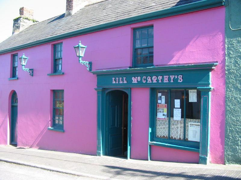Lil McCarthy's Bar, Castletownshend