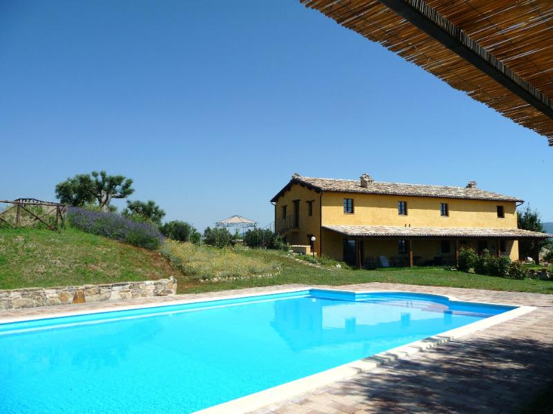 Terre di Orpiano, holiday rental in San Severino Marche