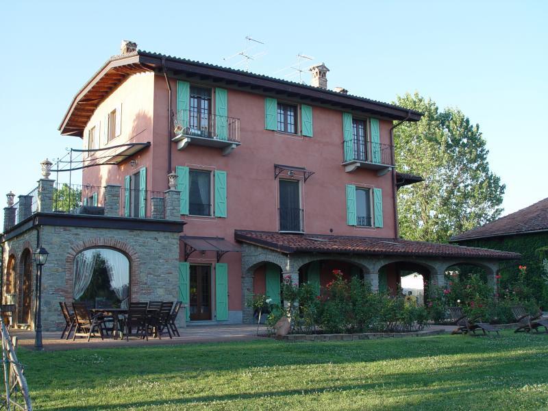Castelforte 1° floor – semesterbostad i Bettole di Pozzolo
