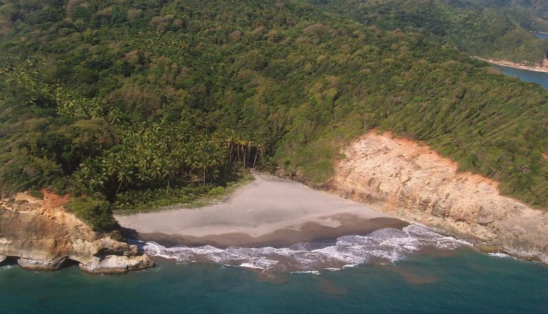 a 'secret' beach