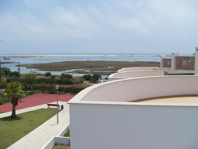 Sea view from Rooftop Terrace