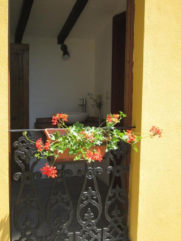 Tuscan feel!