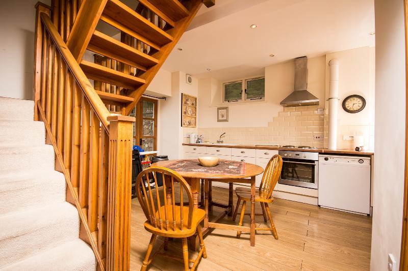 Kitchen area, 2 bedroom cottage