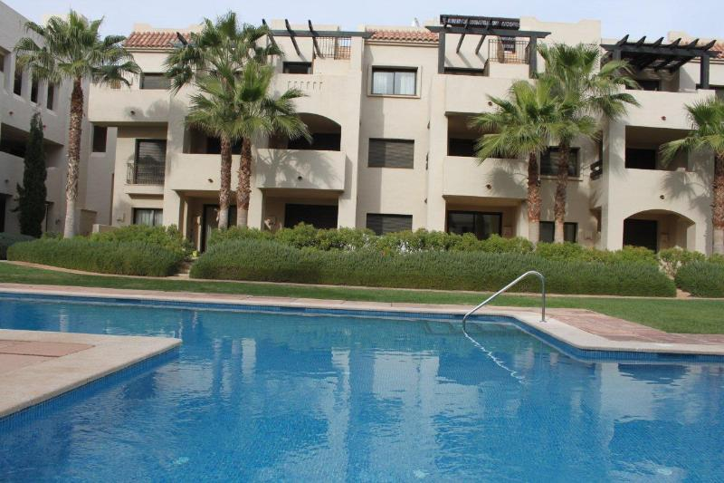 Penthouse apartment in Roda Golf