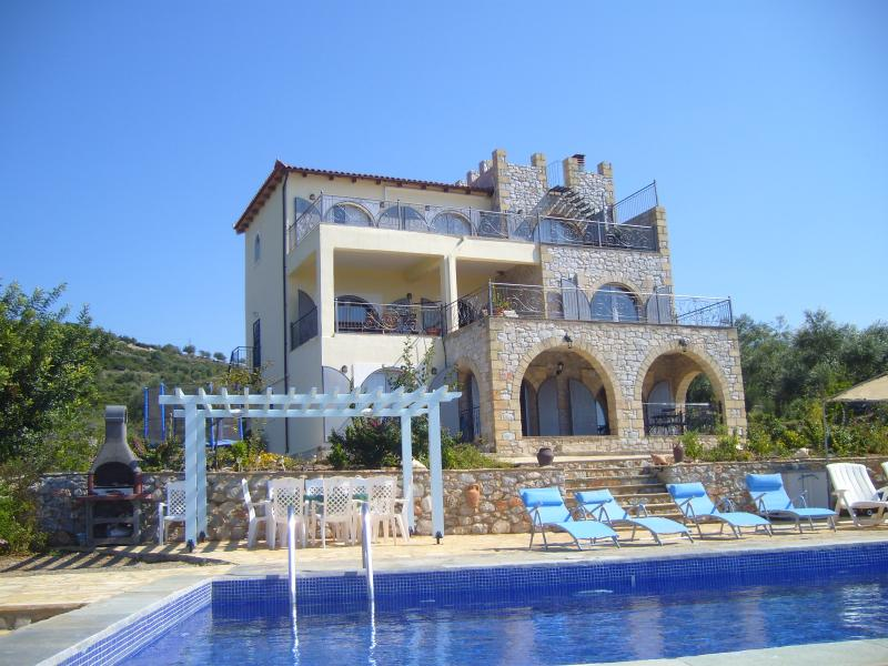 Villa Elsie, vacation rental in Kalamata