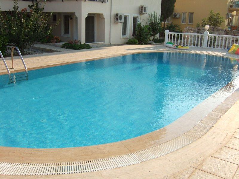 Another view of the pool