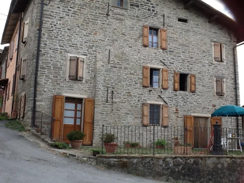 Casa La Castellana, vacation rental in Baiso