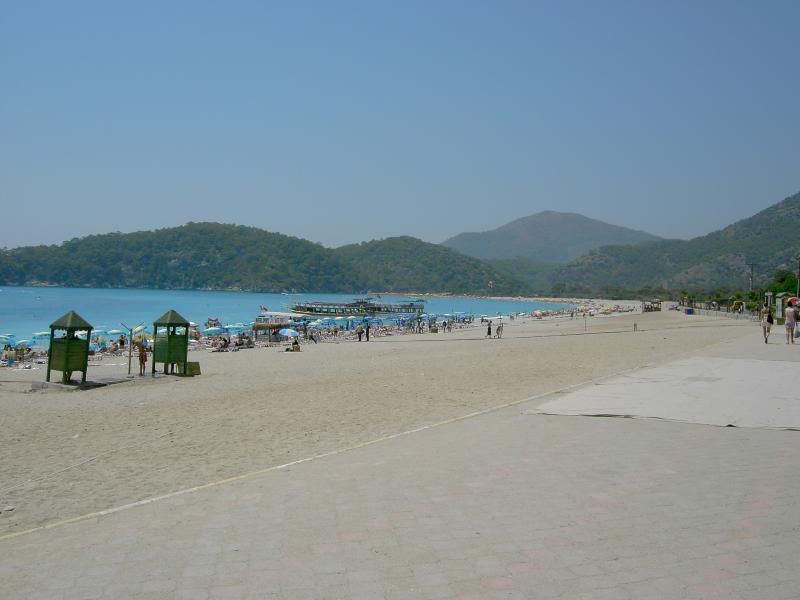 Oludeniz Beach only 10 minutes away