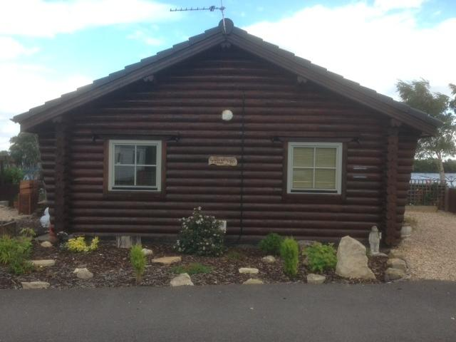 front of goldfinch lodge