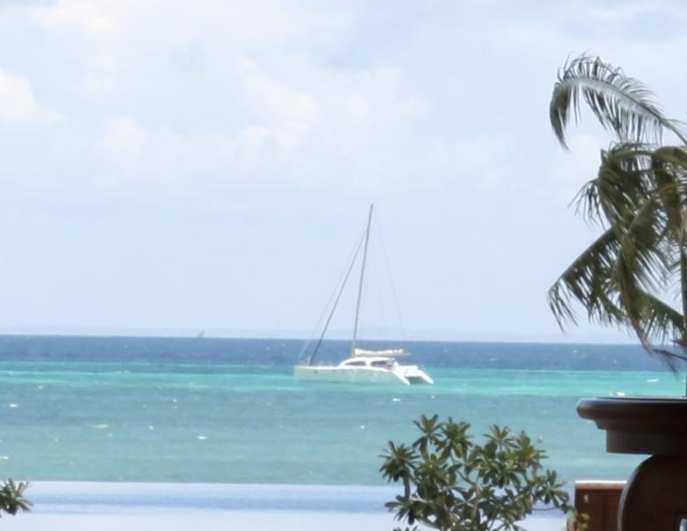CQ from The Residence, Zanzibar