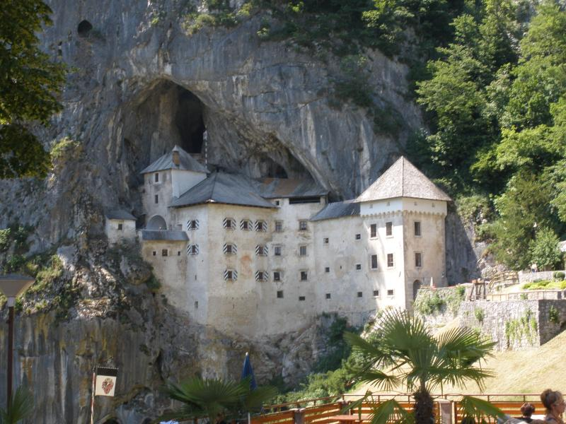 Predjama Castle - just 10 minutes by car