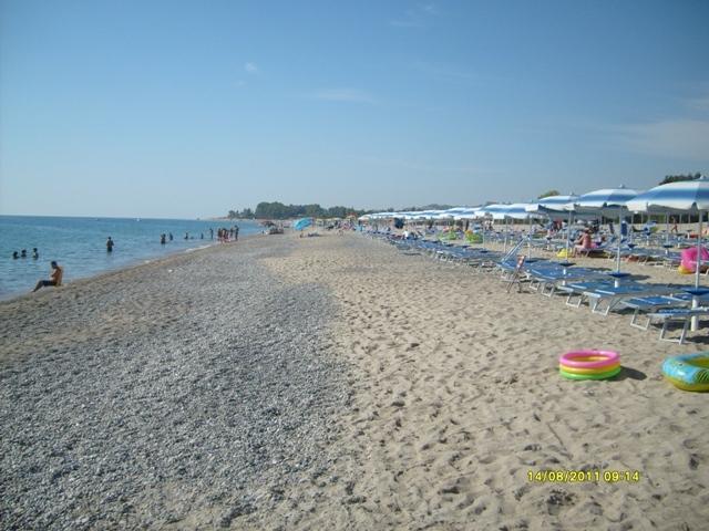 Badolato Marina Beach