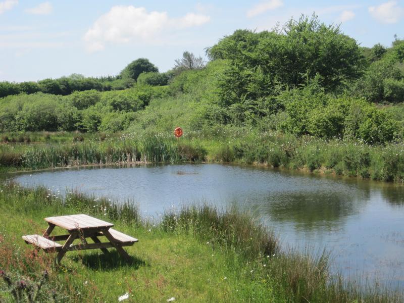 Hidden Lakes - Upper Lake