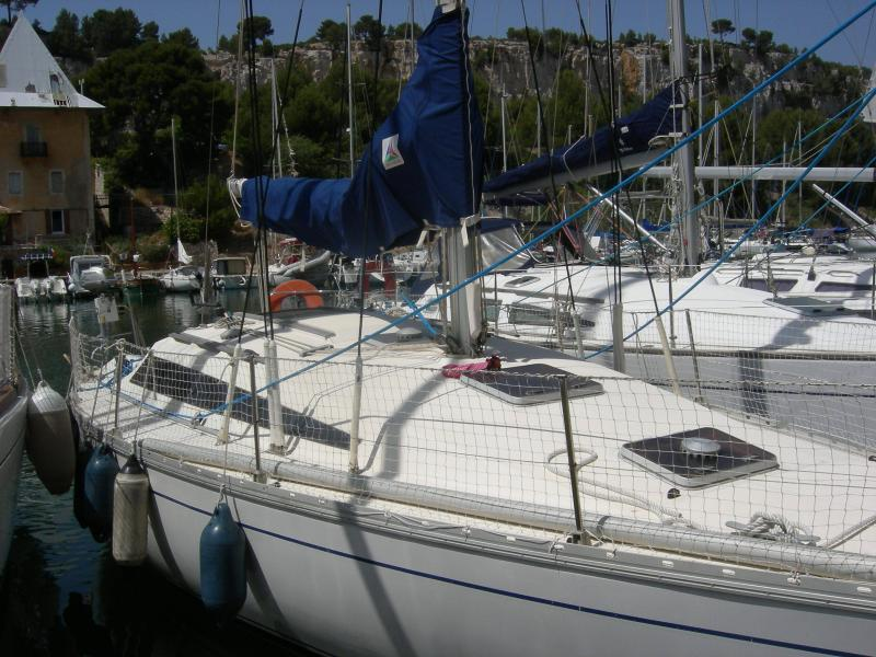 Organization of excursions in the national park with skipper on 11 m sailboat