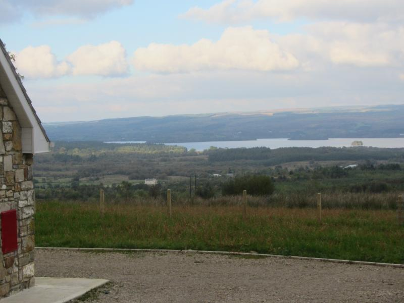 Lough McNean to the North