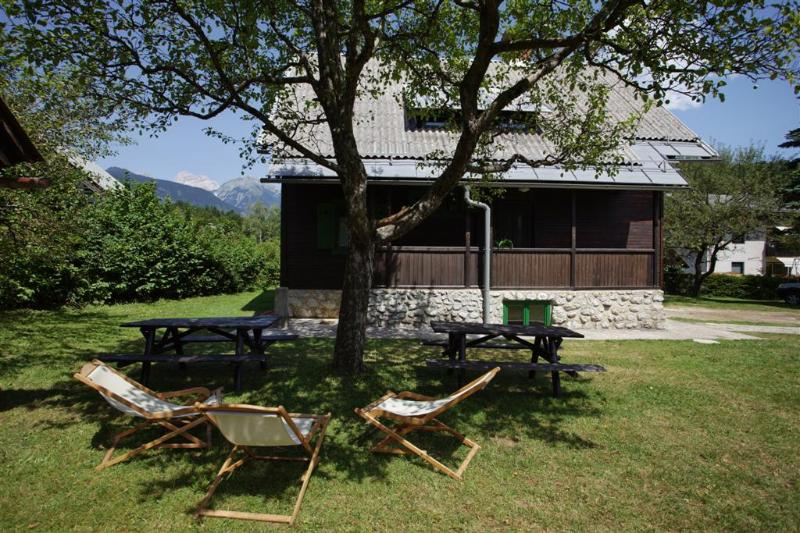 Cottage Suha is situated in the peaceful nature of the Triglav National Park, very near Lake Bohinj.