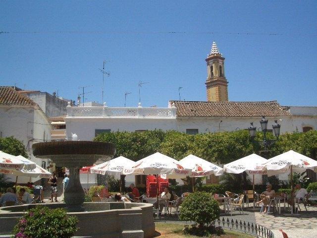 Plaza del Flores, Estepona