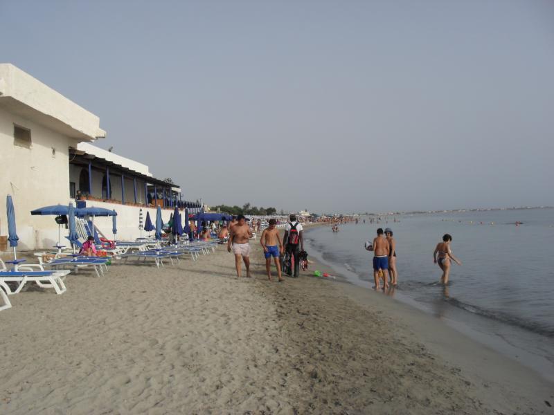casa al mare mediterraneo, holiday rental in Parrinello