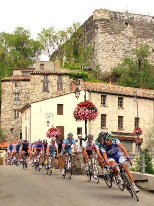 'Tour de France' viene a través de Quillan