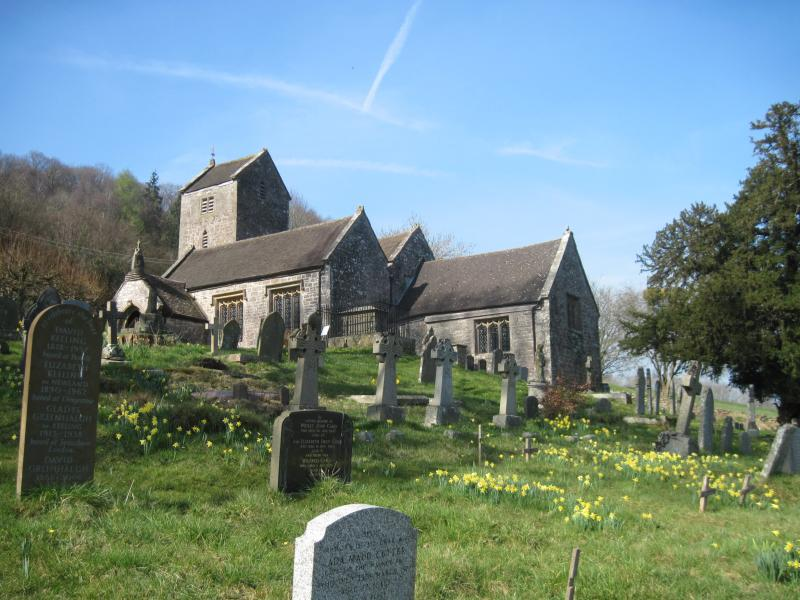 Penallt Old Church, which is within walking distance