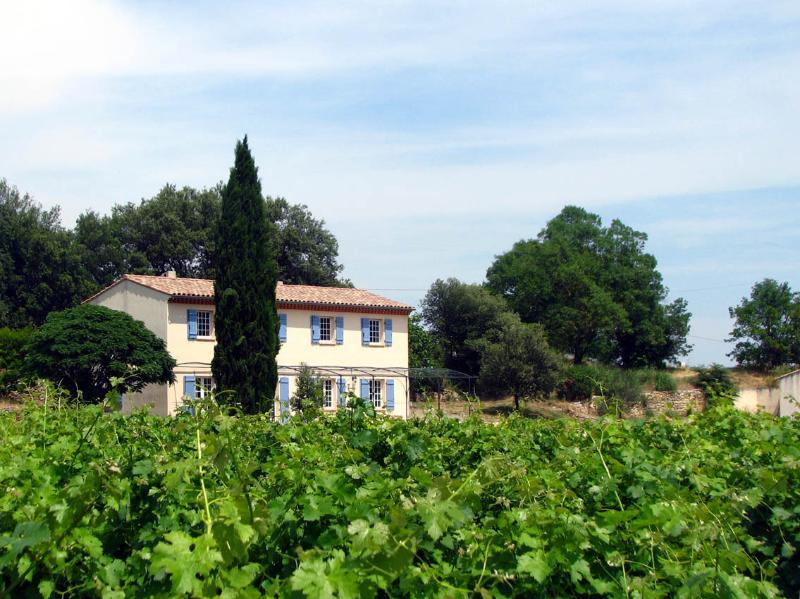 La Bastide des Muscatelles, casa vacanza a Vins-sur-Caramy