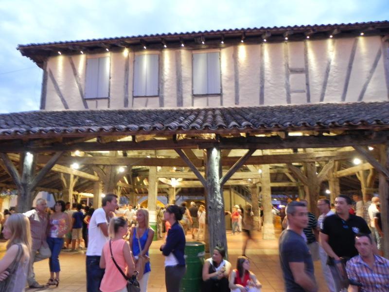 Villereal night market