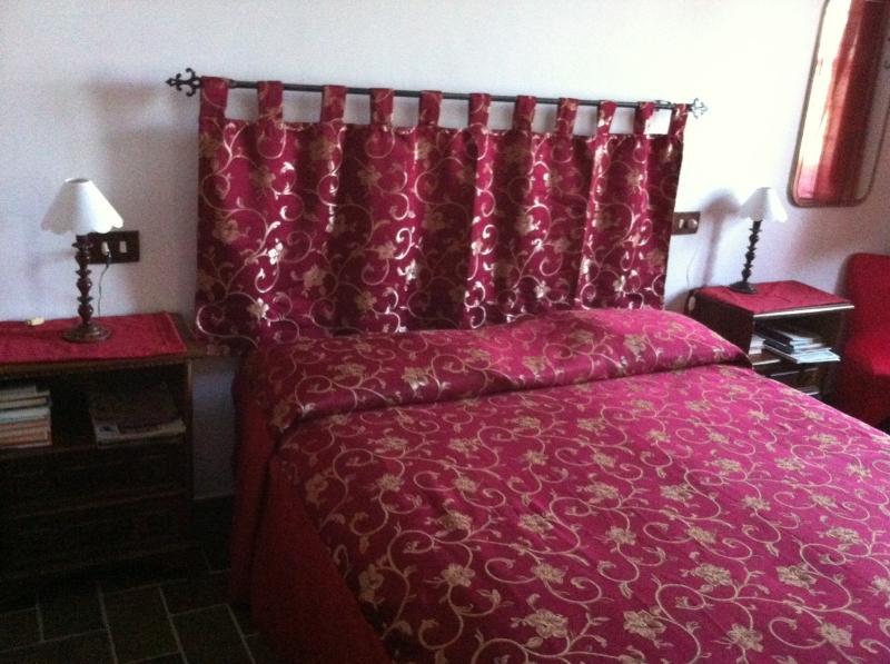 Camera da letto: il letto matrimoniale