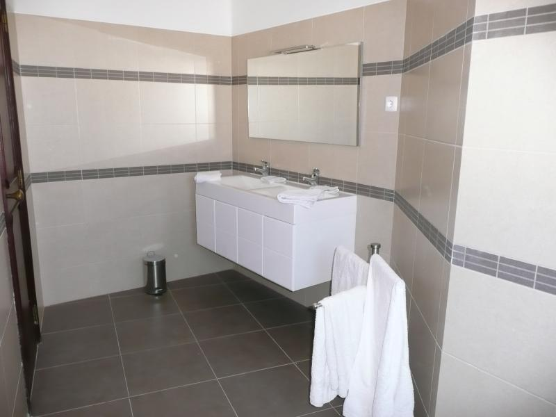 All 3 bathrooms have been refurbished for 2012