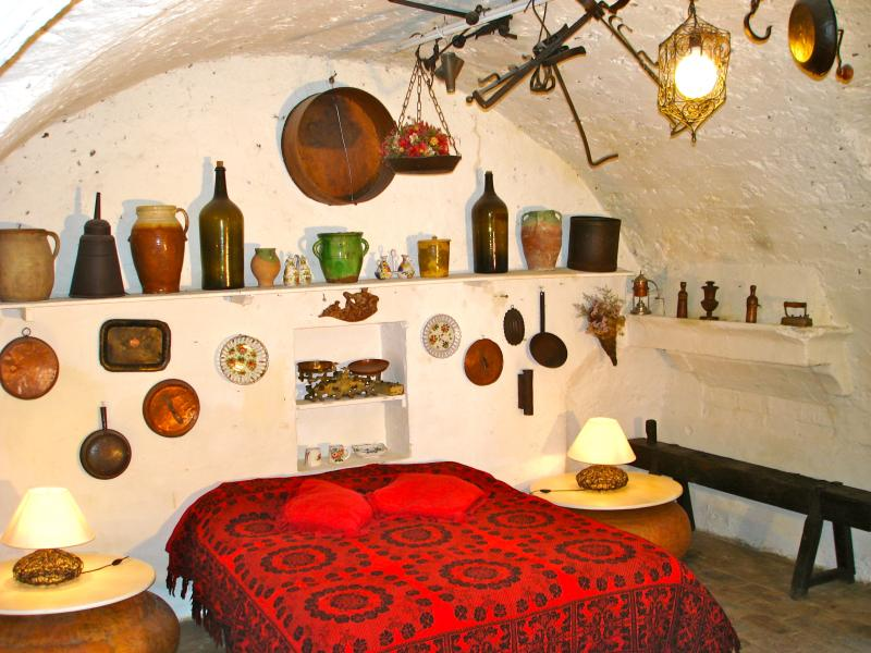 'casa Padronale' - the typical bedroom