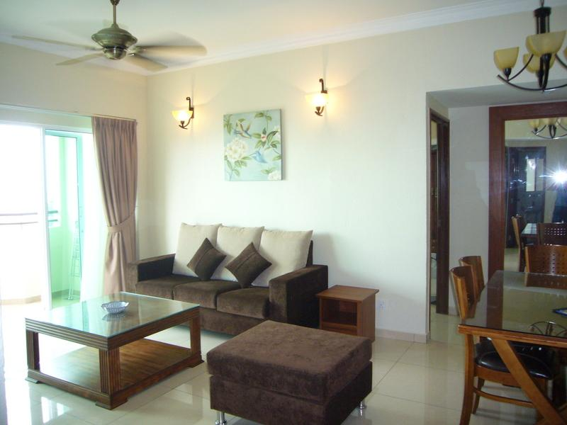 Seaside Holiday Apartment, holiday rental in Teluk Bahang