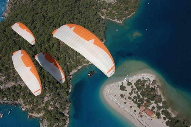Paragliding - you know you want to!