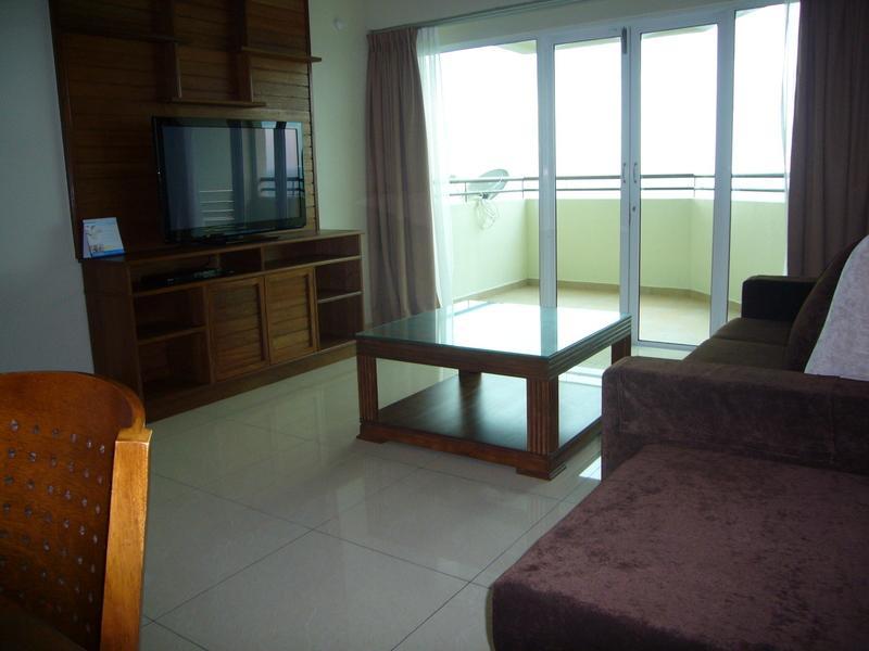 Living room to Balcony