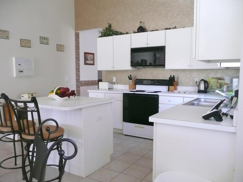 Fully Equipped & Well Laid Out Kitchen
