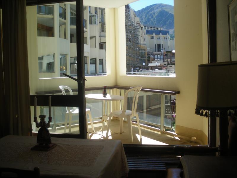 Appartement situé en front de neige,Vue panoramique  sur la station.