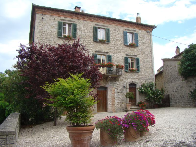 Villa Sogno apartment, location de vacances à Civitella del Lago