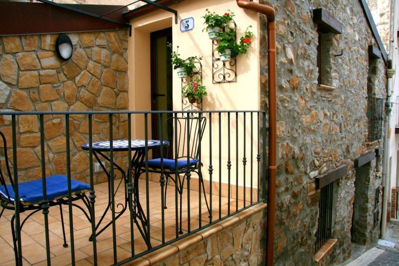 Casa Nonno, Sant Ambrogio