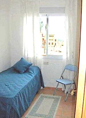 Third Bedroom, twin/single (shown)