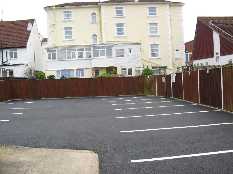 Free parking for guests in the off-street car park