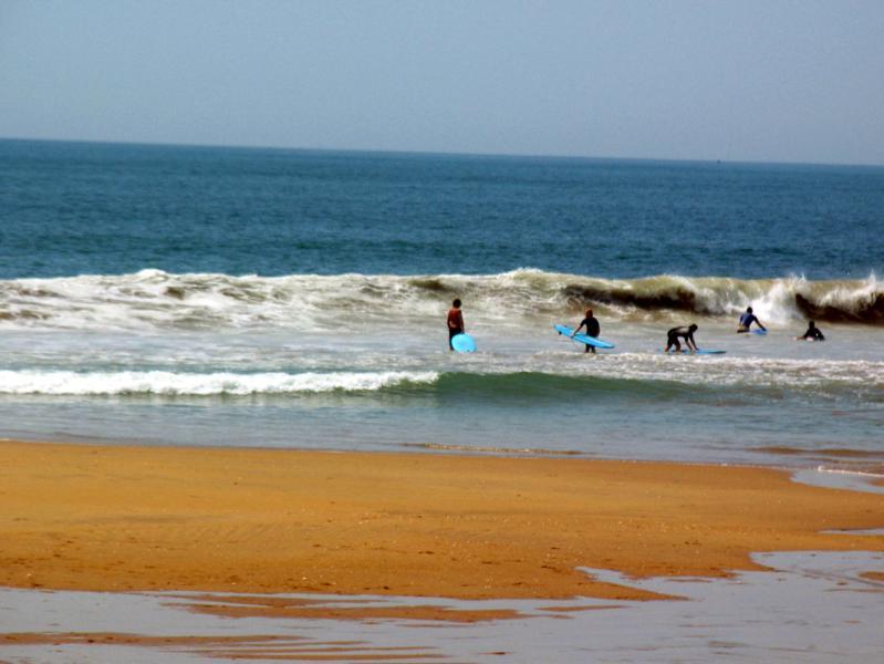 Surfen Les Conches