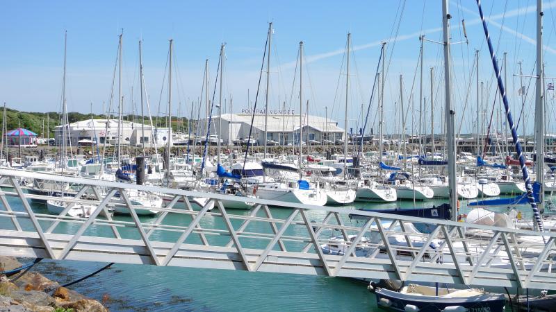Port Bourgenay Harbour