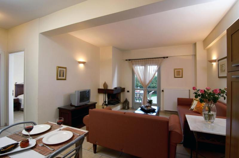 Suite 'Nafsika', vista interior