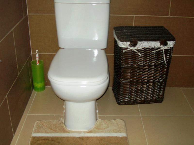 seperate guest toilet