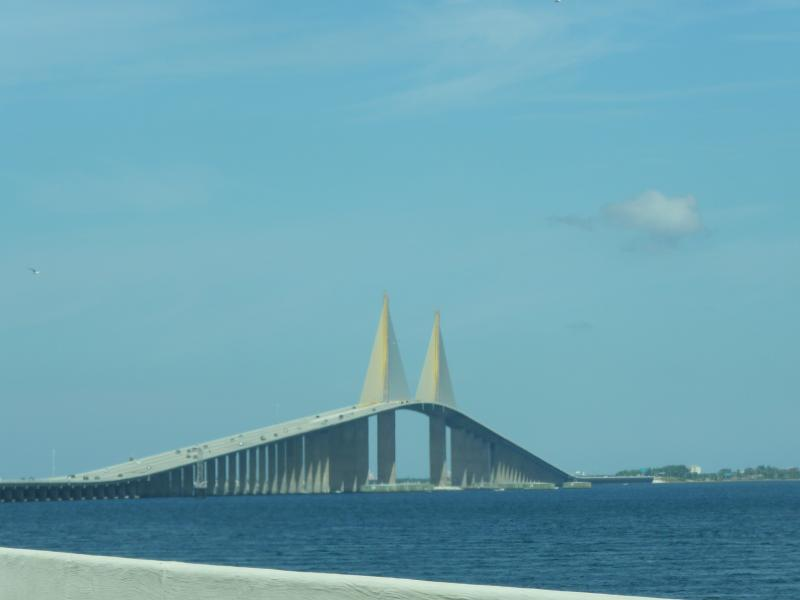 Sunshine Skyway - St. Petersburg