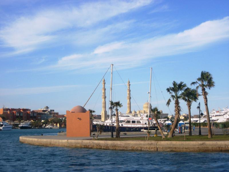 New Marina Hurghada