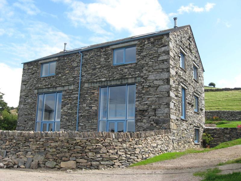 Sturdy Bank Barn, location de vacances à Duddon Valley