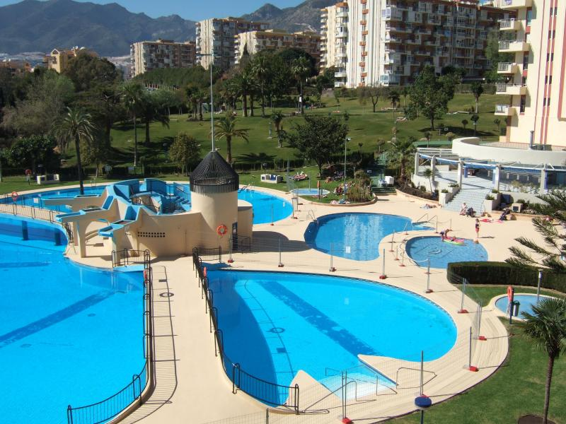 Complexo de piscinas