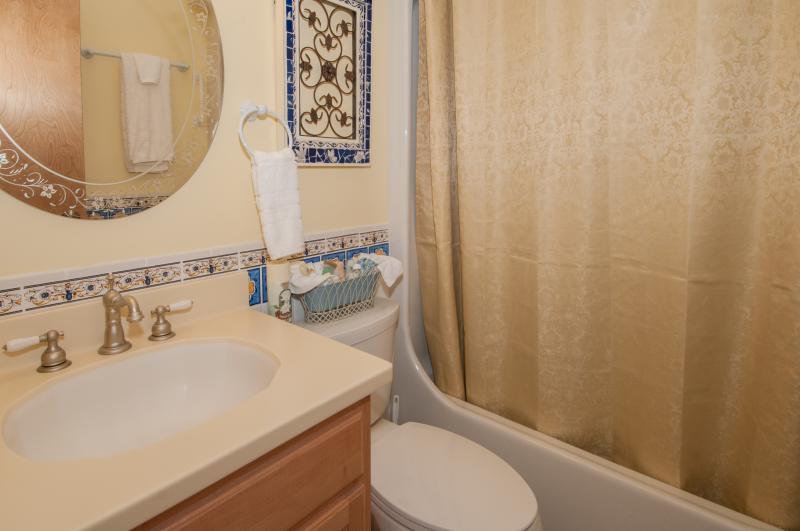 Guest Bathroom Upper Level