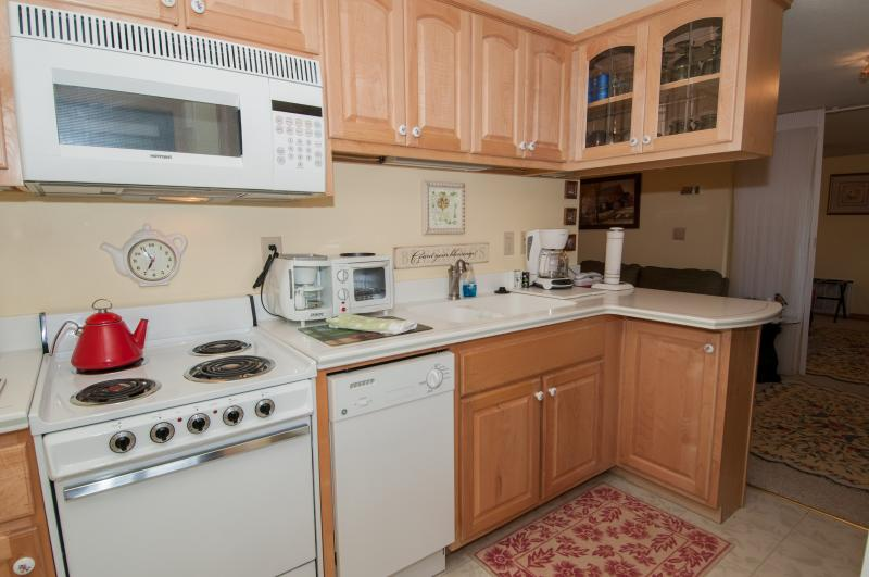 Private Lower Level Kitchen