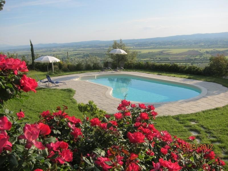 Appartamento 'Il Glicine', holiday rental in Vitiano