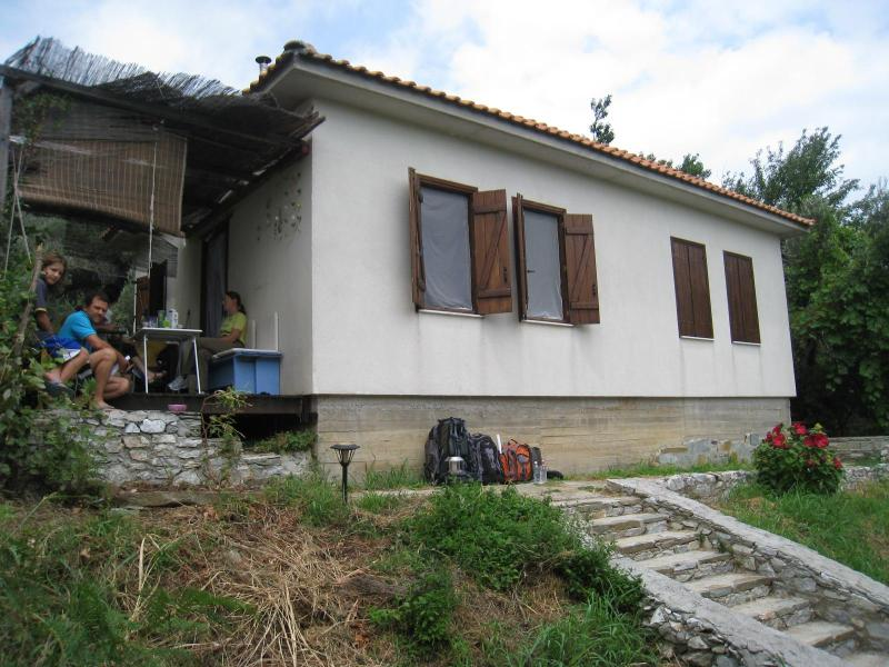 Cabin 200 m from Pelion beach, vacation rental in Chorefto